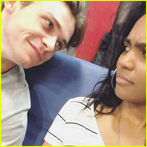 'Descendants 2' Stars China McClain, Thomas Doherty & Dylan Playfair Get Anchor Tattoos!