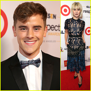YouTube Star Connor Franta Honored at GLSEN Respect Awards in LA