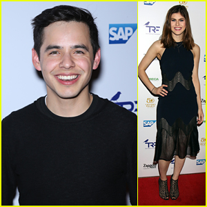 David Archuleta Steps Out For Tyler Foundation Gala 2016 in Las Vegas