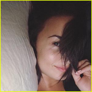 Demi Lovato Goes Back to Brown After Just a Few Days!