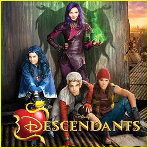 Halloween Inspiration: 'Descendants' Makeup Tutorials!