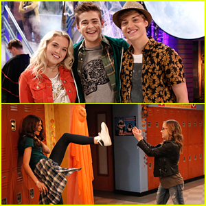 'K.C. Undercover & 'Best Friends Whenever' Halloween Episodes Sneak Peek!
