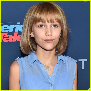 'America's Got Talent' Winner Grace VanderWaal is Busy Getting Ready for Vegas!