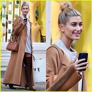 Hailey Baldwin Has One Month Until Her 'Terrible Twenties'!