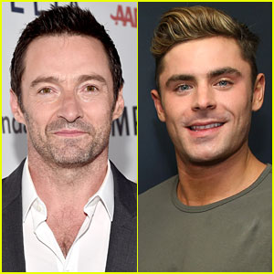 Zac Efron Gets Birthday Surprise From Hugh Jackman - Watch Now!