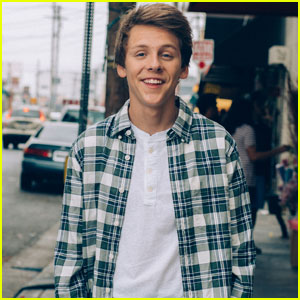 Jacob Bertrand Shares His Love for Camping & More Fun Facts With JJJ!