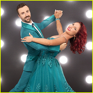 James Hinchcliffe & Sharna Burgess Jitterbug on DWTS Season 23 Week 7