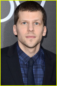 Jesse Eisenberg is Expecting His First Child!