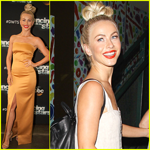 Julianne Hough Joins 'Dancing With The Stars' Cast at Mixology After Party