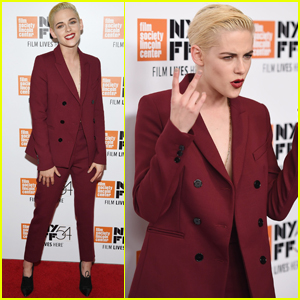 Kristen Stewart Premieres Her Flick 'Certain Women' at NYFF 2016