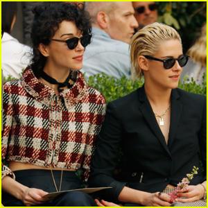Kristen Stewart & St. Vincent Couple Up CFDA/Vogue Fashion Fund Event