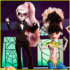 lady gaga s monster high doll revealed see the details monster