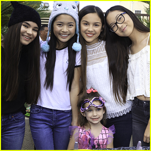 Disney Stars Celebrate Halloween With Ronald McDonald House Charities in LA