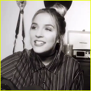 'Nashville' Actress Lennon Stella Covers Sabrina Carpenter's 'Thumbs'