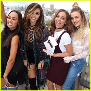Little Mix Score Fourth #1 Single With 'Shout Out To My Ex'