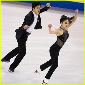 Ice Dance Siblings Maia & Alex Shibutani Win Gold at Skate America 2016