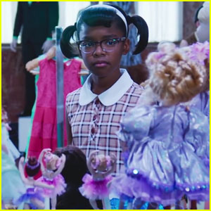 Marsai Martin Stars in Official Trailer for Amazon's First 'An American Girl Story' - Watch Now!