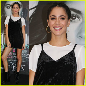 Martina Stoessel Performs at 'Got Me Started' Tour Conference