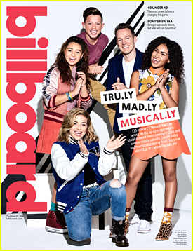 Musical Ly Stars Jacob Sartorius Baby Ariel Cover Billboard