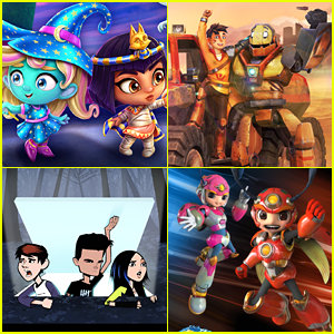 Netflix Adds Kids Shows 'Super Monsters' 'Robozuna' 'Lego Elves' & More To 2017-2018 Lineup