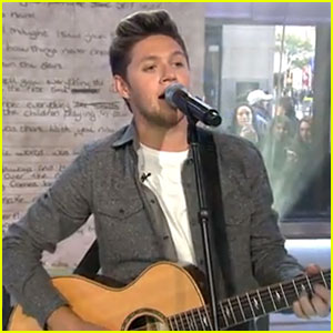 Niall Horan Treats Fans to Another 'This Town' Live Performance (Video)