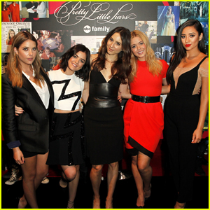 'Pretty Little Liars' Cast Get Matching Tattoos After Series Wrap!