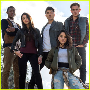 The First 'Power Rangers' Trailer Has Arrived!