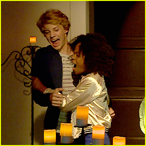 Rico Rodriguez Torments Jace Norman in Nickelodeon's New Halloween Special - Exclusive Clips!
