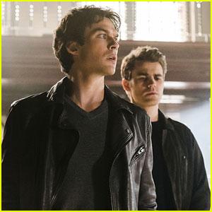 'The Vampire Diaries' Scoop: Stefan is Focused on Saving Damon & Reuniting Him With Elena