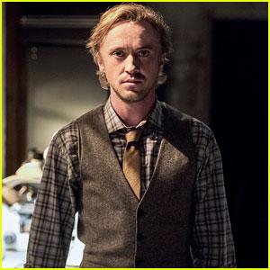 Tom Felton is Expecting 'Harry Potter' Jokes on 'The Flash'!