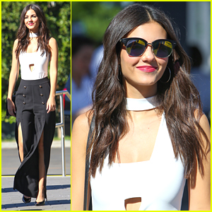 Victoria Justice Addresses Age Appropriateness of 'Rocky Horror'