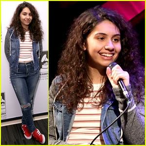 Alessia Cara Dishes On the Reason She Looks Up to Taylor Swift!