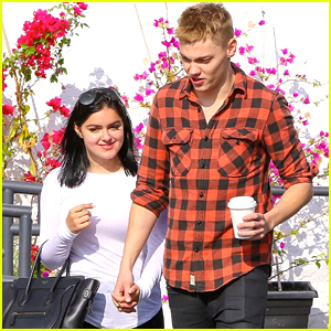 Ariel Winter Is Dating The 100's Levi Meaden!