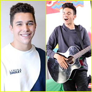 Musicians Austin Mahone & Daniel Skye Take Part in Musica.ly's Giving Tuesday Event