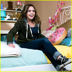 Sneak Peek: Bailee Madison Stars in Freeform's New Movie 'Holiday Joy'