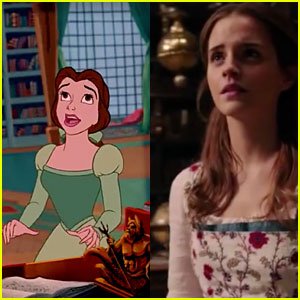 This 'Beauty & The Beast' 1991 vs. 2017 Trailer Mashup is Everything! -- WATCH NOW