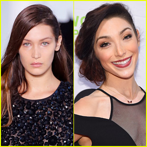 Bella Hadid's Mom Defends Her Nike Campaign After Meryl Davis' Comments