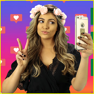 Bethany mota photos news and videos just jared jr page 7 bethany mota shouts out all the types of people youll find at starbucks m4hsunfo