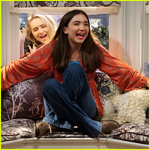 8 Reasons Rowan Blanchard Wants Riley Matthews to be the Voice of a Generation