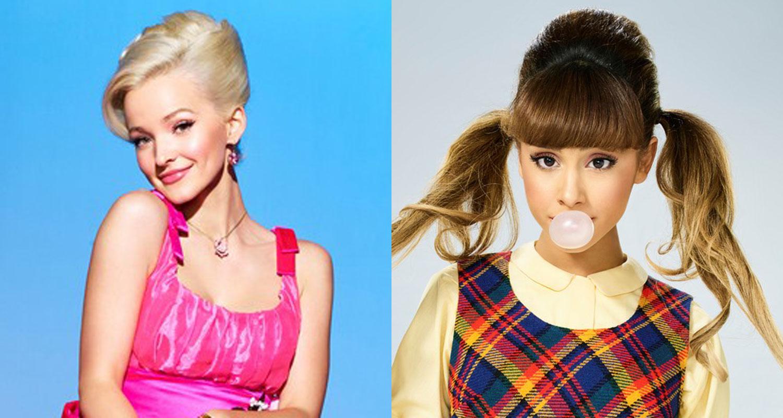 Ariana Grande Dove Cameron Became Instant Hairspray Live
