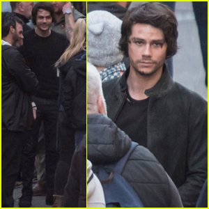 Dylan O'Brien Starts Filming 'American Assassin' in Italy