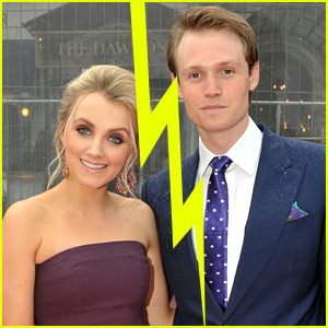 Evanna Lynch Splits from 'Harry Potter' Co-Star Robbie Jarvis, But They Remain Friends!