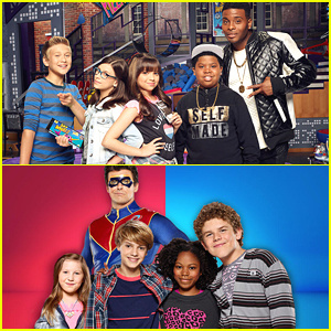 Nickelodeon Renews Both 'Game Shakers' & 'Henry Danger' For New Seasons!