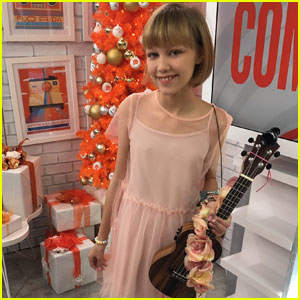 VIDEO: Grace VanderWaal Performs 'I Don't Know My Name' on 'Today Show'