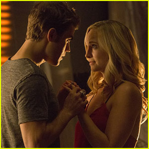 'The Vampire Diaries' EP Julie Plec Talks Steroline's Wedding! (Video)