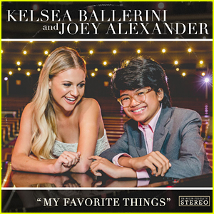 MUSIC: Kelsea Ballerini Teams With Pianist Joey Alexander for 'Favorite Things' - Listen!