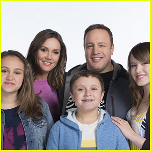 VIDEO: Taylor Spreitler & 'Kevin Can Wait' Cast Do the Mannequin Challenge!