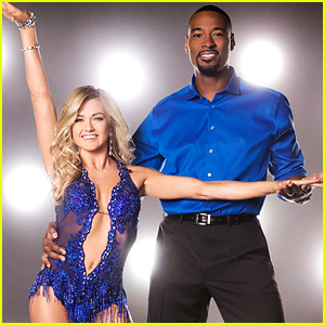 VIDEO: Calvin Johnson Jr & Lindsay Arnold Viennese Waltz For 'DWTS' Season 23 Finale