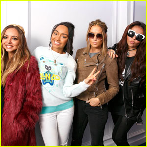 VIDEO: Little Mix Sticks Up For Jesy Nelson When Asked About Jake Roche Breakup Rumors