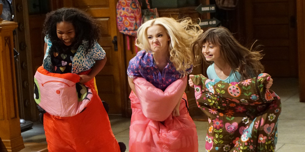 liv and maddie cali style sing it louder a rooney